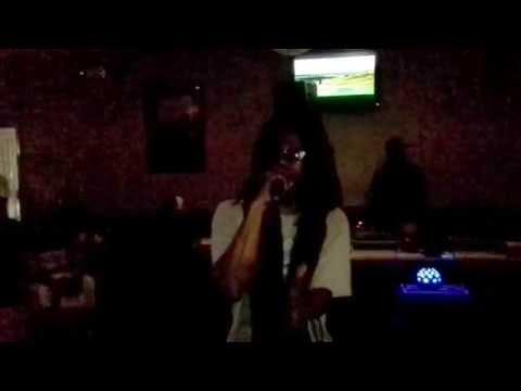 Ras Danejah live at the Soul Cafe