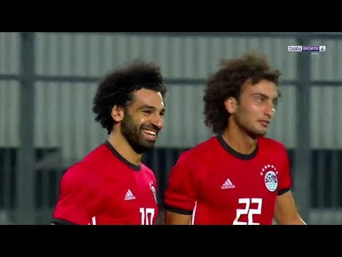 Salah Scores Directly From A Corner • 2018/19