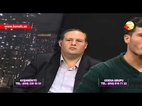 Orxan Qaxli ft Elcin Qaxli- Vurdun Getdin Kanal S