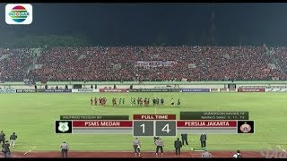 Download Video PSMS MEDAN (1) vs PERSIJA (4) - Highlight Semifinal Piala Presiden 2018 MP3 3GP MP4