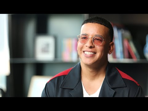 CGTN's exclusive interview with 'Despacito' singer Daddy Yankee
