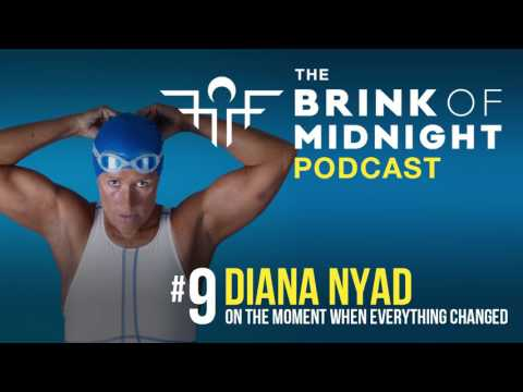 #9: DIANA NYAD, Swimming from Cuba to Florida