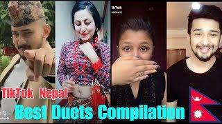 TikTok Nepal   Best Duets TikTok Videos Compilation   कलाकार भन्दा कम छैनन् यिनिहरु को कला