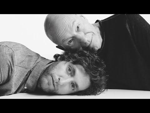 Patrick Stewart & Thomas Middleditch  Actors on Actors  Full Conversation