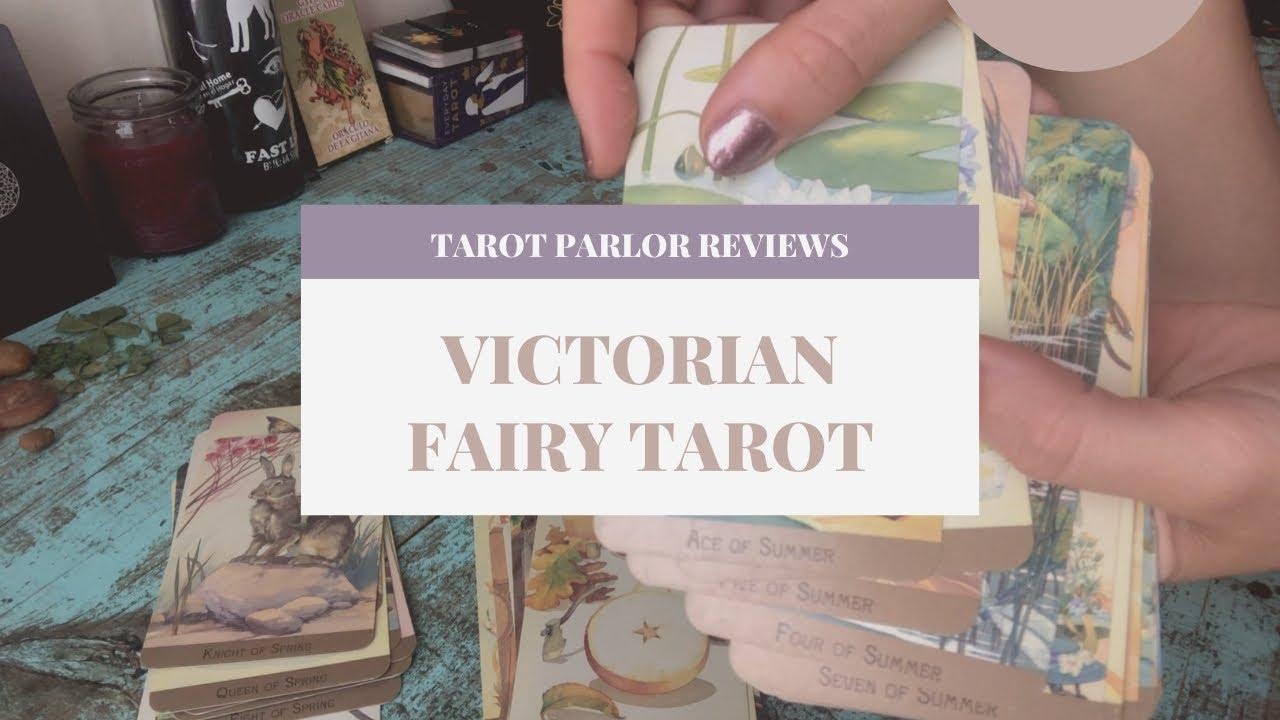 Victorian Fairy Tarot Video Review