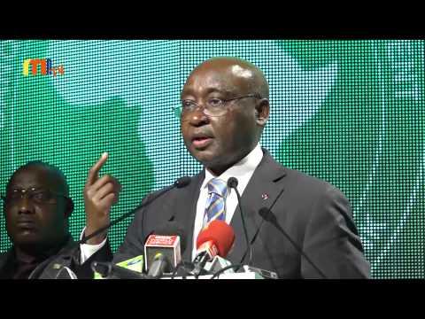 Intervention Donald KABERUKA lors de la cérémonie de clôture des assemblées annuelles de la BAD