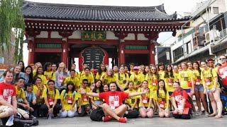TUJ High School Summer Program in Tokyo, Japan (2016 Highlights)