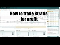 How to trade Stratis for profit