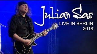Julian Sas Band 2018.05.26 - Berlin, Biesdorfer Parkbühne