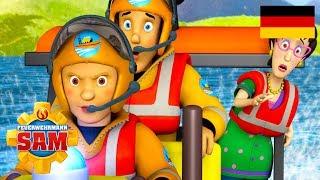 Feuerwehrmann Sam Deutsch | Neue Folgen | Feuer in der Feuerwache | Cartoon für Kinder