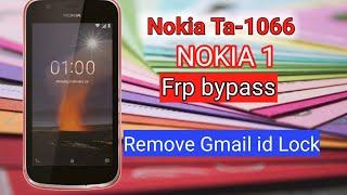 Nokia 1 Frp bypass || ta-1066 frp bypass || FRP BYPASS