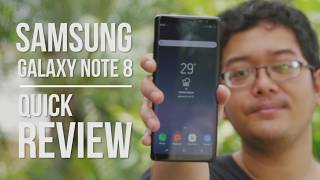 Galaxy Note 8 Quick Review Indonesia #KOMPAScom