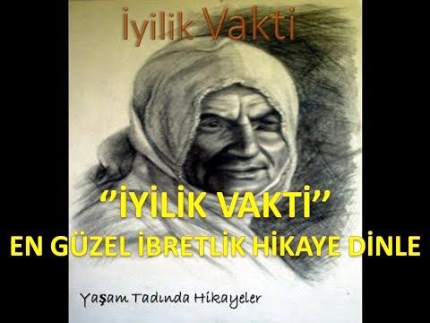 İYİLİK VAKTİ '' Yürekteki Yangın ''...