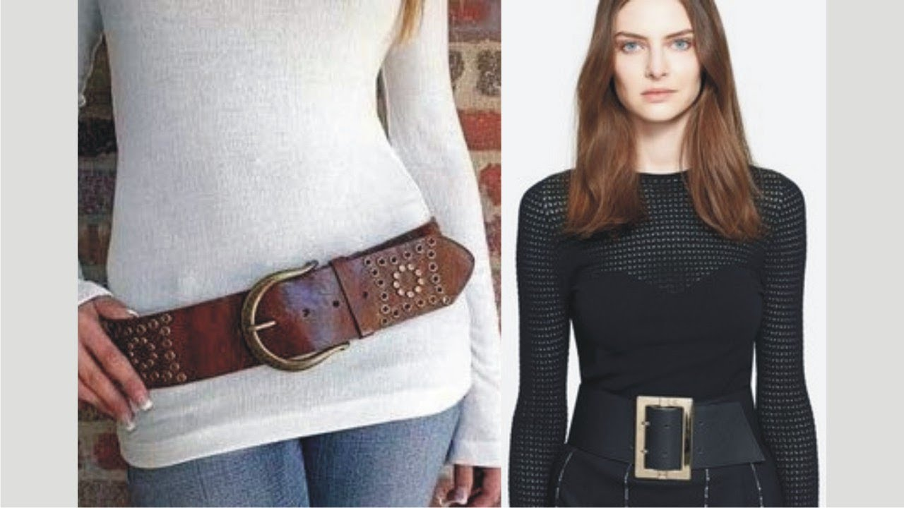 Womens Belts Styling & Shopping Tips - The Chic Fashionista 46