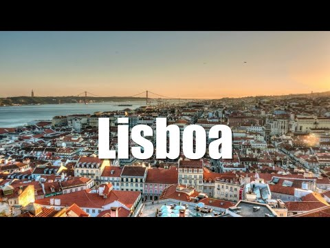Lisbon City Tour. Guía de Lisboa. Portugal. HD