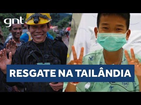 Resgate dos meninos na caverna da Tailândia | GNT Doc