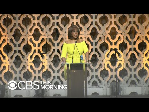 Gayle King inducted into Broadcasting & Cable Hall of Fame