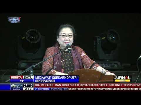Megawati Soekarnoputri Dianugerahi Lifetime Achievement Mp3