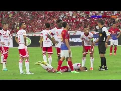 Final Piala FA : Kelantan Belasah JDT 1-0