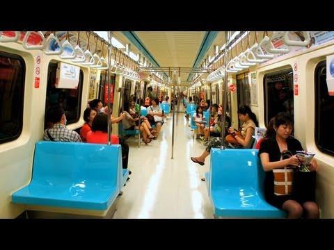台北MRT(台北捷運)の乗り方 - How to take MRT(Taipei Metro) in Taipei