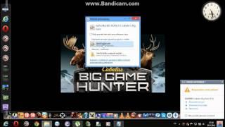 Jak Stáhnout A Nainstalovat Cabelas Big Game Hunter Pro Hunts