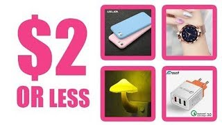 50 Things For 2 Or Less from AliExpress