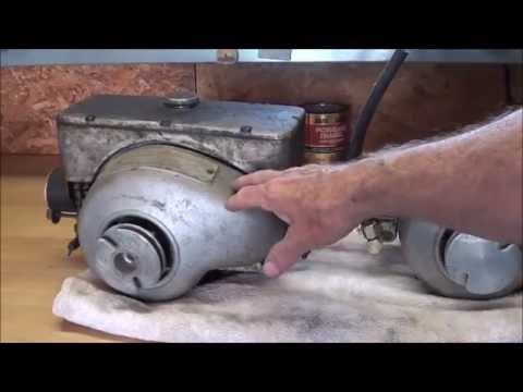WHAT MAKES IT WORK?  #3 Two Stroke Cycle Gas Engine tubalcain mrpete222