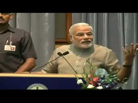 PM Modi addresses scientists and senior officers of the armed forces at DRDO