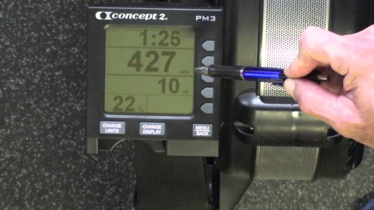 Part #1 Introduction to Concept2 PM monitors (HD).mov