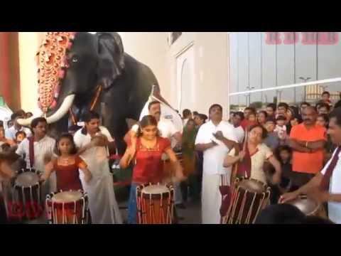 Village Recording dance   kerala girls...