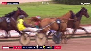 Vidéo de la course PMU PRIX DE ROME - TOR DI VALLE