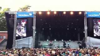 Twenty One Pilots -  Car Radio live @ Positivus 2013