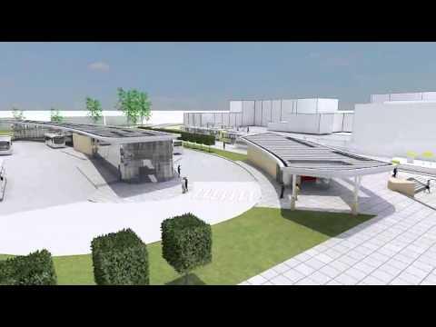 Wythenshawe transport hub proposal