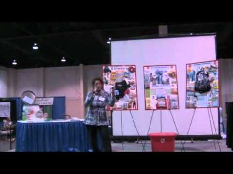 Self Reliance Expo Presentation: Maralin Hoff - Be Ready Utah (Salt Lake City, UT 2010)