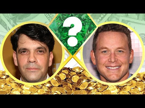 WHO'S RICHER? - Nicky Katt or Cole Hauser? - Net Worth Revealed! (2017)