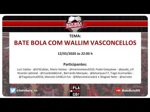 147- BBRN - BATE BOLA COM WALLIM VASCONCELLOS