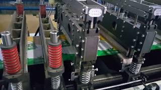 Производство вакуумных пакетов с печатью с прорубной ручкой!
