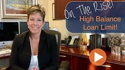 BIG NEWS! Conforming AND High Balance Conforming Loan Limits Are Going UP!