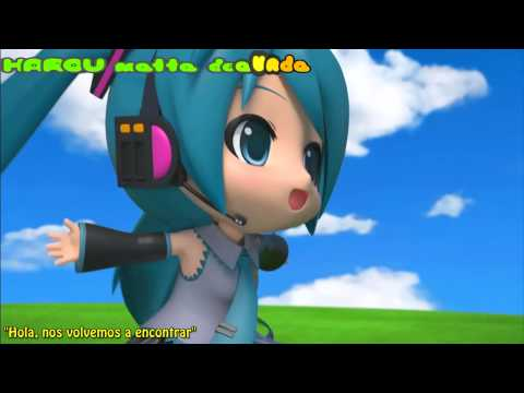 DECO 27 Feat. Hatsune Miku - YUMEYUME (720p Sub. Español)