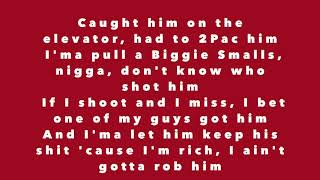 Comethazine - SOLVED THE PROBLEM (lyrics)