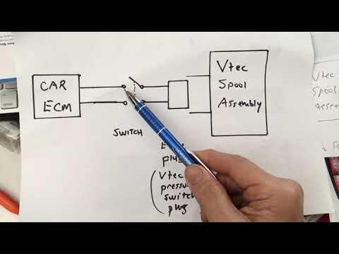 Make a Honda Vtec Pressure switch test assembly (Test code P2647 ) Accord, Odyssey, Pilot,Element