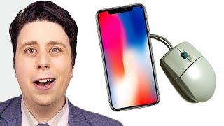 If BlackBerry Took Over Apple