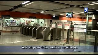SMRT replaces power cables along Circle Line - 17Mar2013