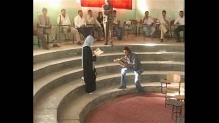 تقرير عن قصص الحب في جامعة بابل 2008
