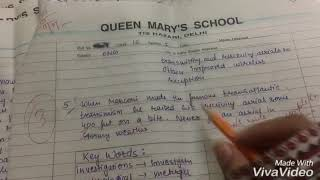 Note Making MISTAKES you should NOT DO in your English Board Exam CLASS-12