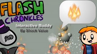 Interactive Buddy: Flash Chronicles