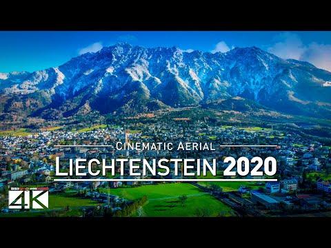 【4K】Stunning LIECHTENSTEIN 2020 from Above   Cinematic Wolf Aerial™ Drone Film