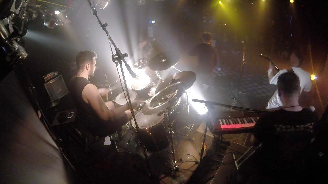 Sanity – Concert at the Slaughterhouse, Berlin – Throne (Live)