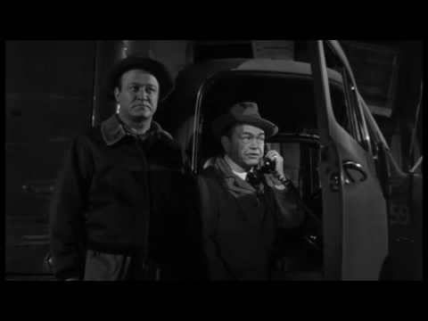 A Bullet for Joey (1955) trailer Edward G Robinson
