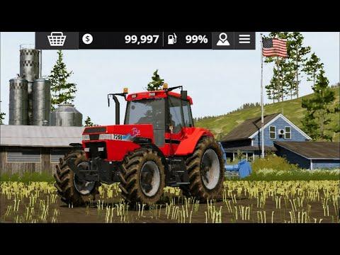 Как скачать Farming Simulator 20 на андроид, прохождение FS 20 на андроид #1